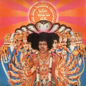 LP Jimi Hendrix. Axis: Bold As Love (LP)