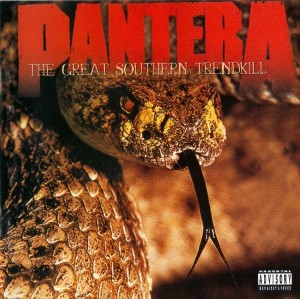 LP Pantera. The Great Southern Trendkill (LP)