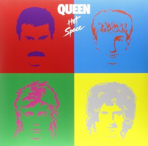 LP Queen. Hot Space (LP)