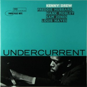 LP Kenny Drew. Undercurrent (LP)
