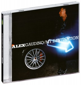 Audio CD Alex Gaudino. My Destination