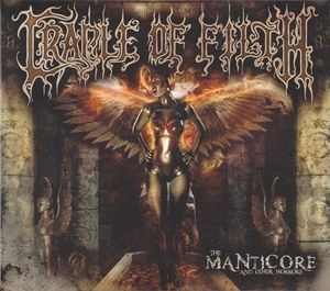 Audio CD Cradle Of Filth. The Manticore And Other Horrors