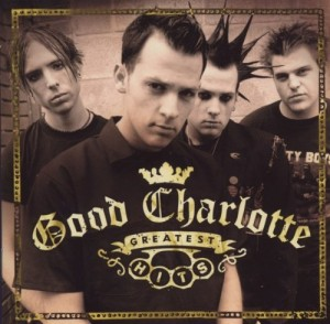 Audio CD Good Charlotte. Greatest Hits