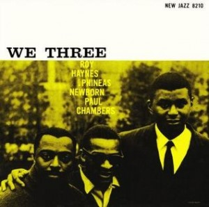 LP Roy Haynes. We Three (LP)