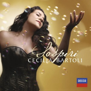 Audio CD Cecilia Bartoli. Sospiri