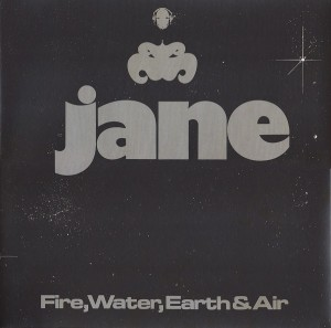 LP Jane. Fire, Water, Earth & Air (LP)