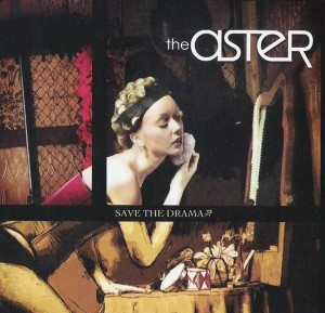 Audio CD Aster. Save the drama