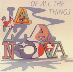 LP Jazzanova. Of All The Things (LP)