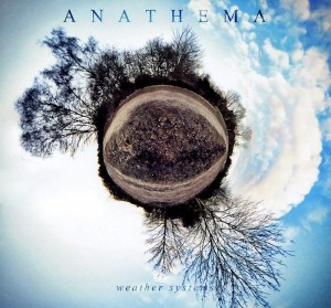 Audio CD Anathema: Weather Systems