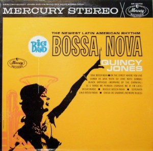 LP Quincy Jones. Big Band Bossa Nova (LP)