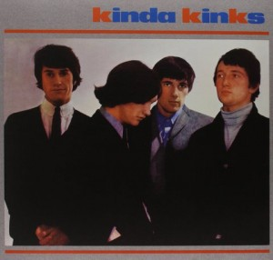 LP The Kinks. Kinda Kinks (LP)