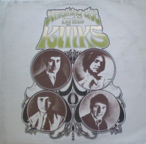 LP The Kinks. Something Else (LP)