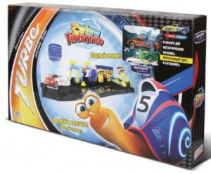 ����� ������ Color twisters color wash turbo, � ���������� (DreamWorks) (78183/04-rus)