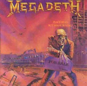 LP Megadeth. Peace Sells...But Who`s Buying? (LP)