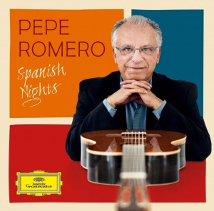 Audio CD Pepe Romero. Spanish nights