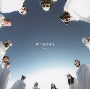 Audio CD Moby. Innocents