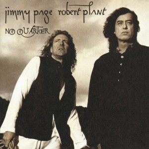Audio CD Jimmy Page & Robert Plant. No quarter