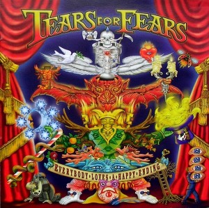 Audio CD Tears For Fears. Everybody loves a happy ending
