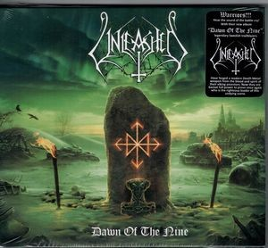 Audio CD Unleashed. Dawn of the nine
