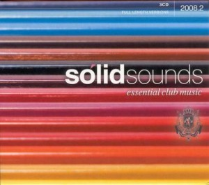 Audio CD �������. Solid sounds 2008.2