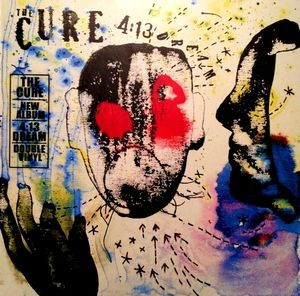 Audio CD The Cure. 4:13 Dream
