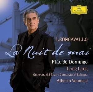 Audio CD Placido Domingo. Leoncavallo: La Nuit De Mai  Opera Arias & Songs