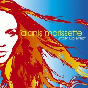 Audio CD Alanis Morissette. Under rug swept