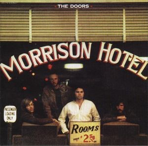 Audio CD The Doors. Morrison Hotel (40Th Anniversary)