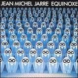 Audio CD Jean Michel Jarre. Equinoxe