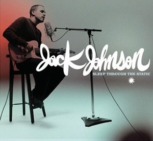 LP Jack Johnson. Sleep Through The Static (LP)