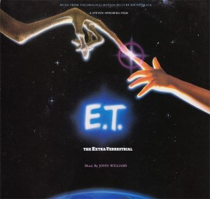 LP OST. E.T. (LP) / E.T. The Extra-Terrestrial. Original Motion Picture Soundtrack