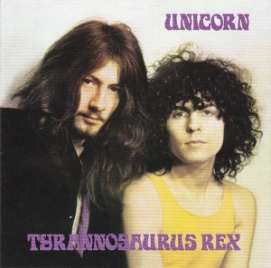 Audio CD T. Rex. Unicorn (Deluxe)
