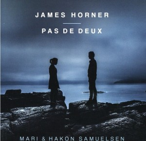 Audio CD Mari & Hakon Samuelsen. James Horner: Pas De Deux