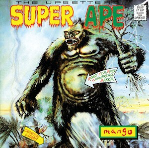 LP Lee Scratch Perry. Super Ape (LP)