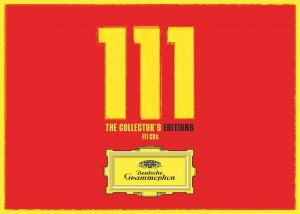 Audio CD Various Artists. 111 Years Of Deutsche Grammophon