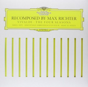 LP Max Richter. Vivaldi. The Four Seasons (LP)