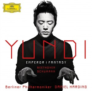 Audio CD Yundi Li. Beethoven: Piano Concerto No.5 - Emperor
