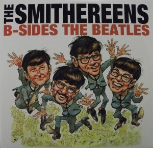 LP The Smithereens. B-Sides The Beatles (LP)