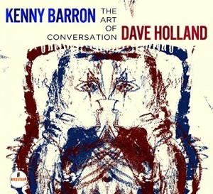 Audio CD Kenny Barron, Dave Holland. The art of conversation