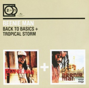 Audio CD Beenie man. Back to basics/Tropical storm