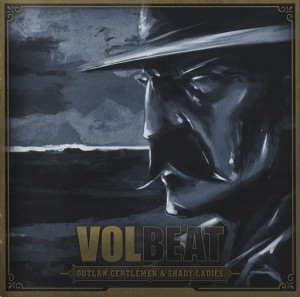 LP Volbeat. Outlaw Gentlemen And Shady Ladies (LP)