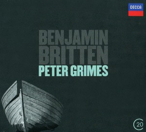 Audio CD Benjamin Britten. Peter Grimes