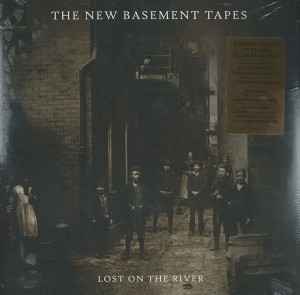 Audio CD The New Basement Tapes. Lost On The River