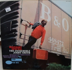 LP Jimmy Smith. Midnight Special (LP)