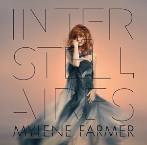 Audio CD Mylene Farmer. Interstellaires Сristal