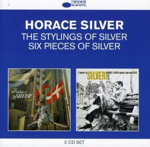Audio CD Horace Silver. The Stylings/ Six Pieces
