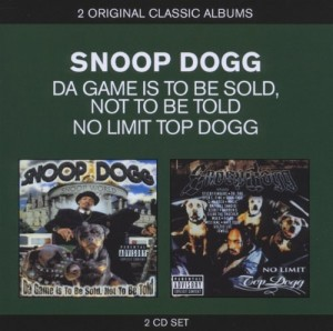 Audio CD Snoop Dogg. The Game Is To Be Sold, Not To Be Told/ Top Dogg