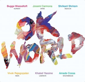 Audio CD Bugge Wesseltoft. Ok World