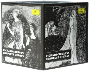 Audio CD Various Artists. R.Strauss: Complete Operas