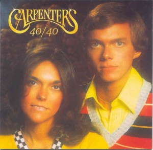 Audio CD The Carpenters. 40/40